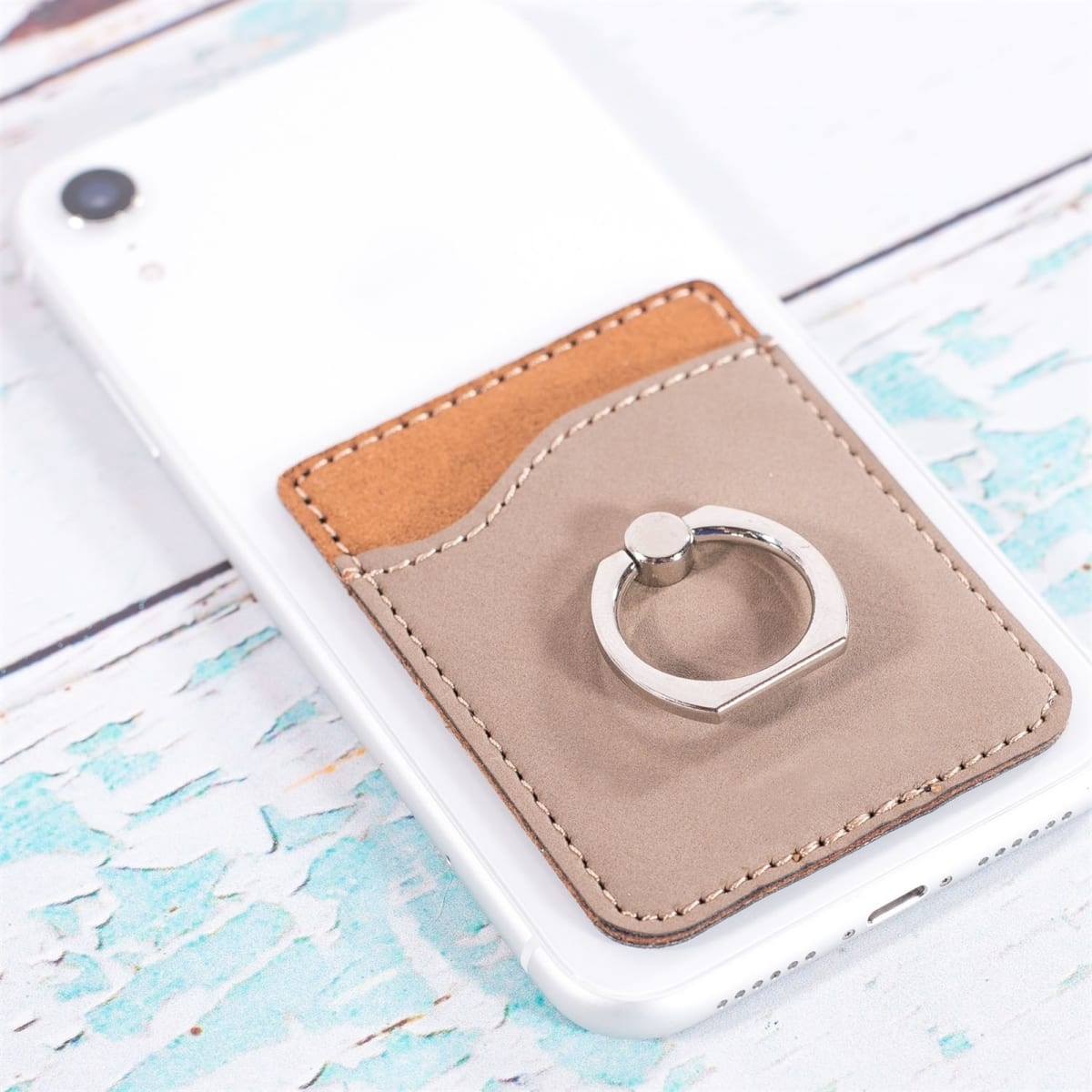 detailed look 2b2b1 79540 Phone Wallet w/ Ring | 11 Colors