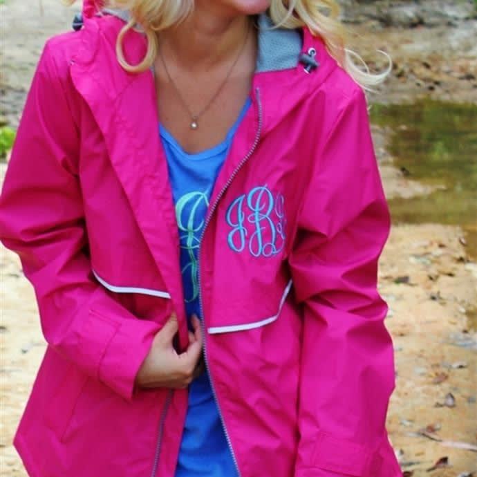Personalized Rain Jackets Xs 3xl