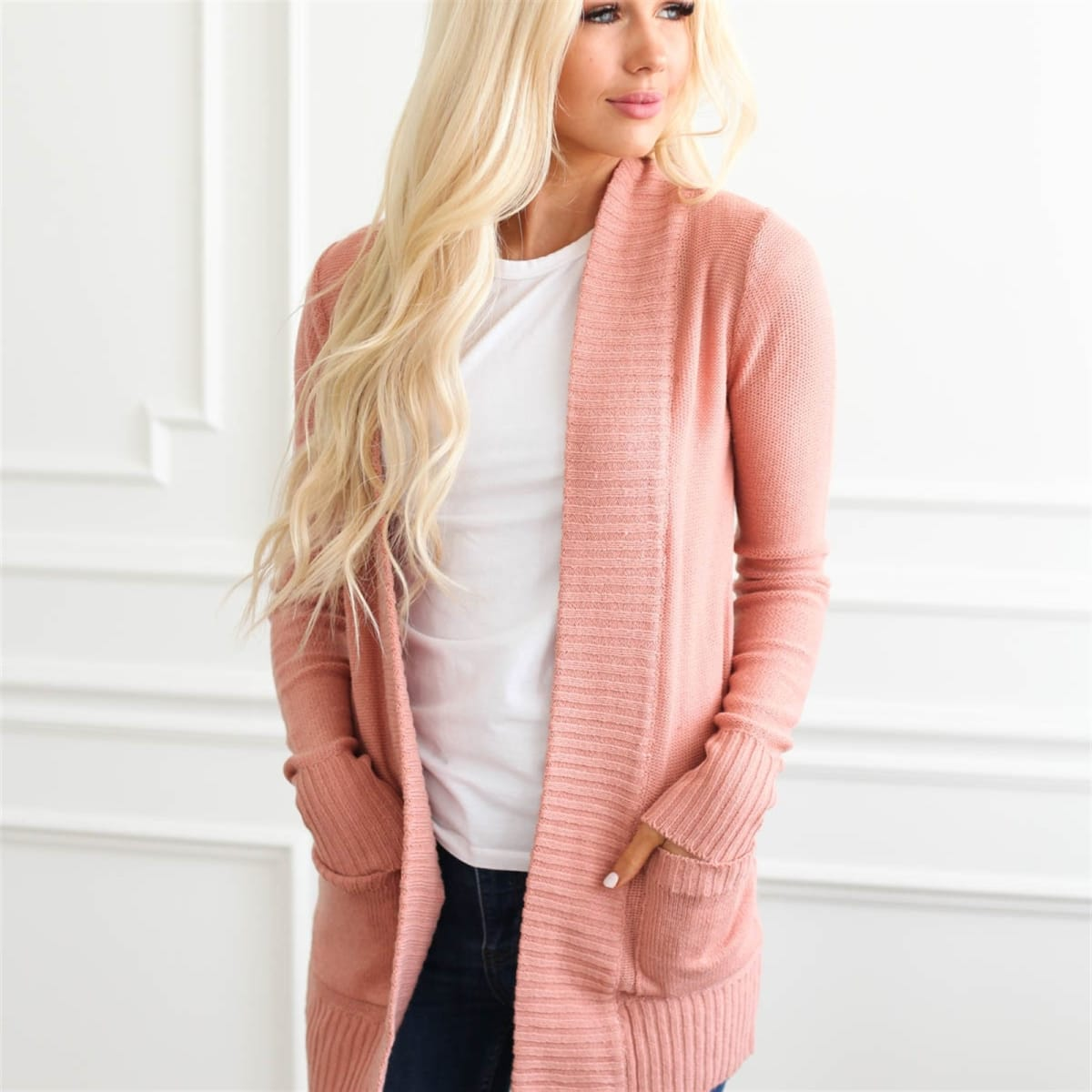 Luxe Sweater Knit Cardigan | 8 Colors