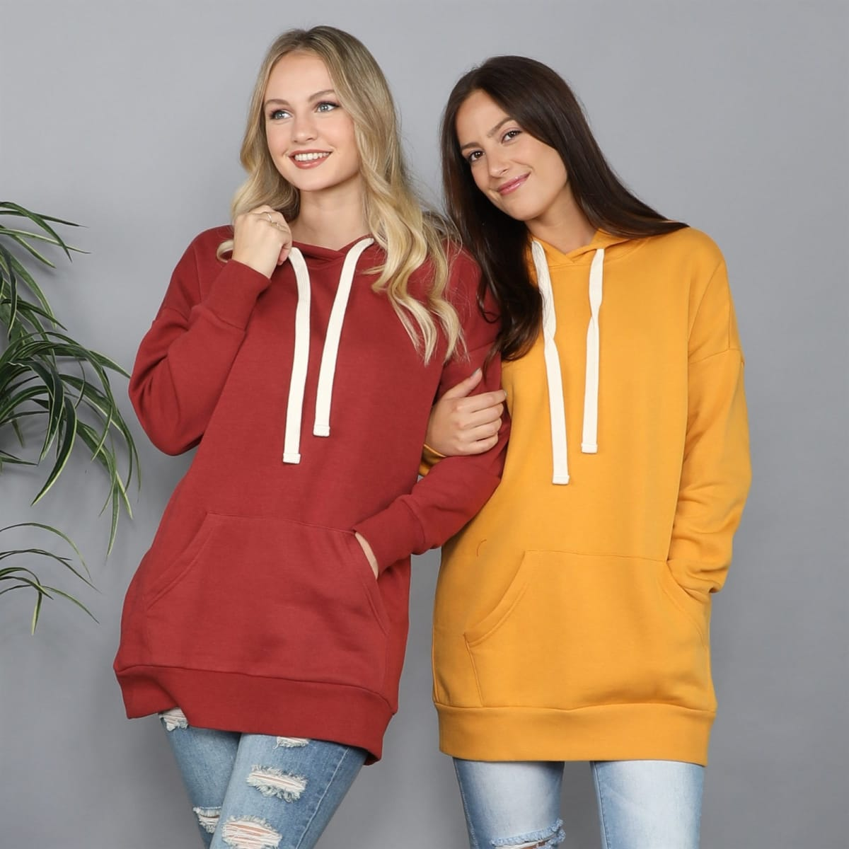 Relaxed Fit Hoodie | S-3X
