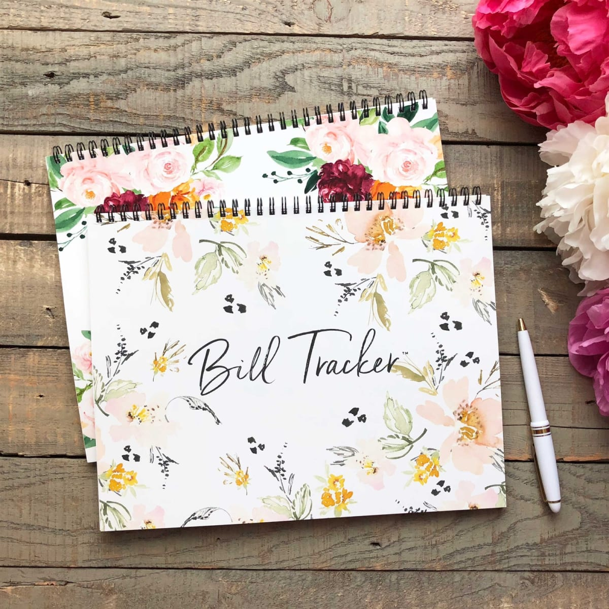 Bill Tracker™ Journal