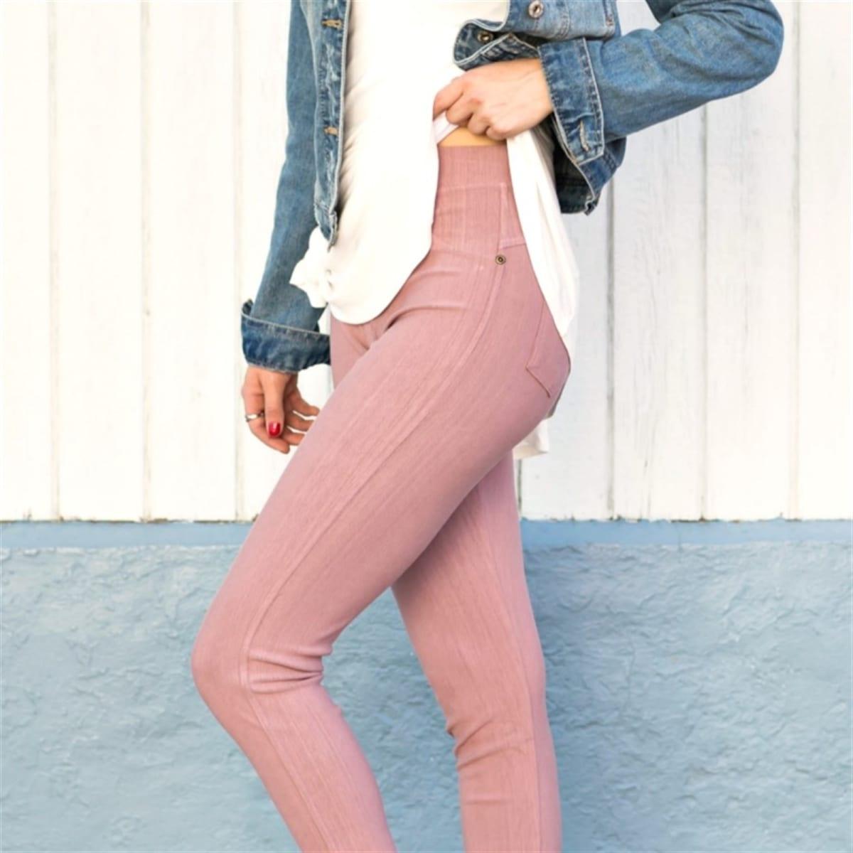1 Stretchy Jeans   Capri & Long