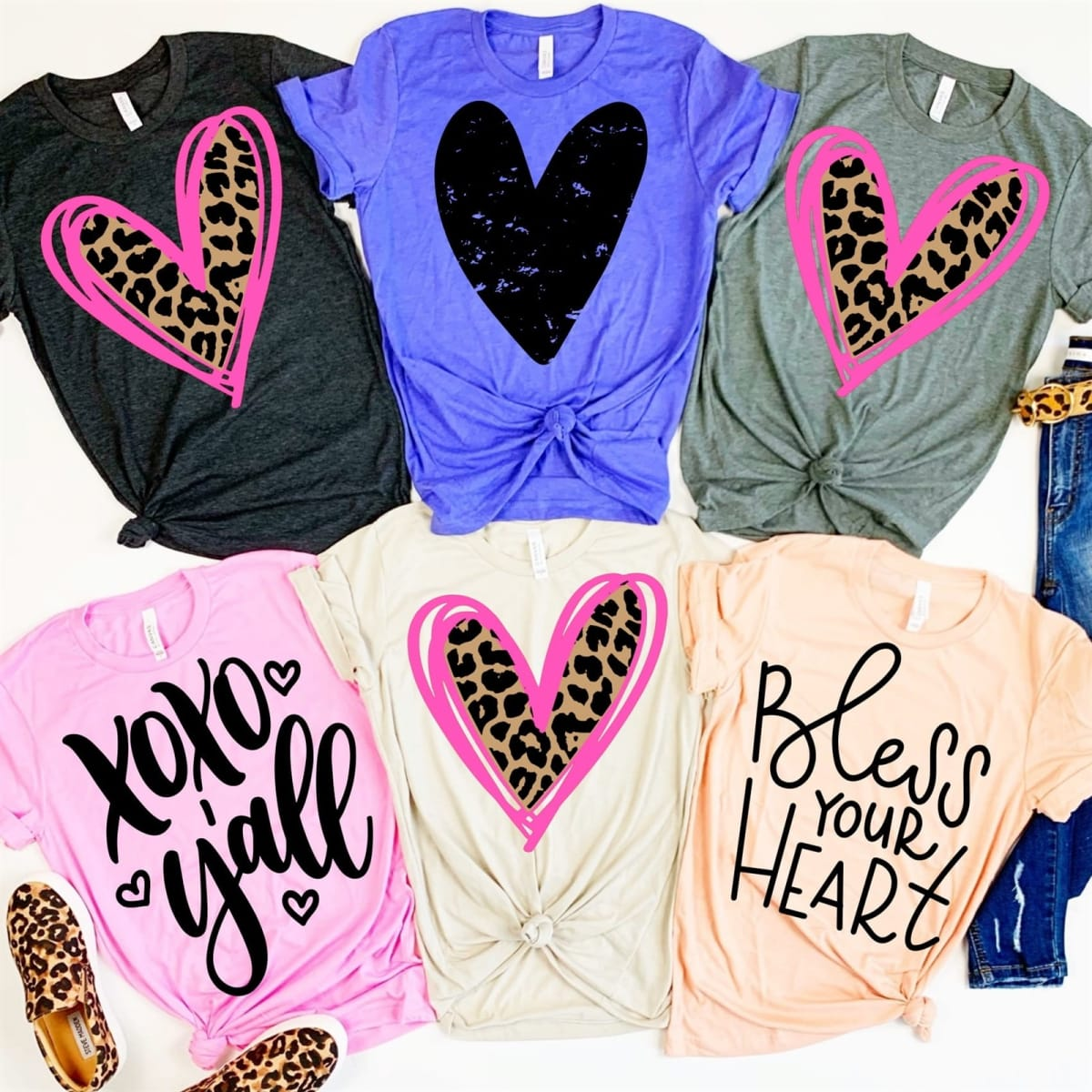 Love Heart Tees
