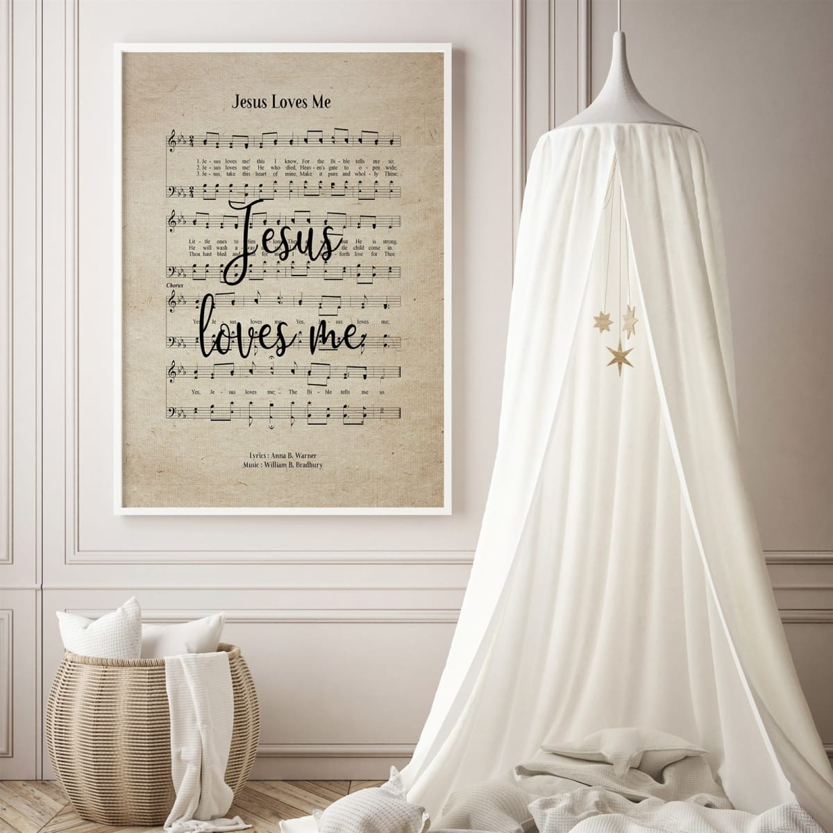 $9.44 (reg $24) Farmhouse Hymn Prints | 6 Sizes