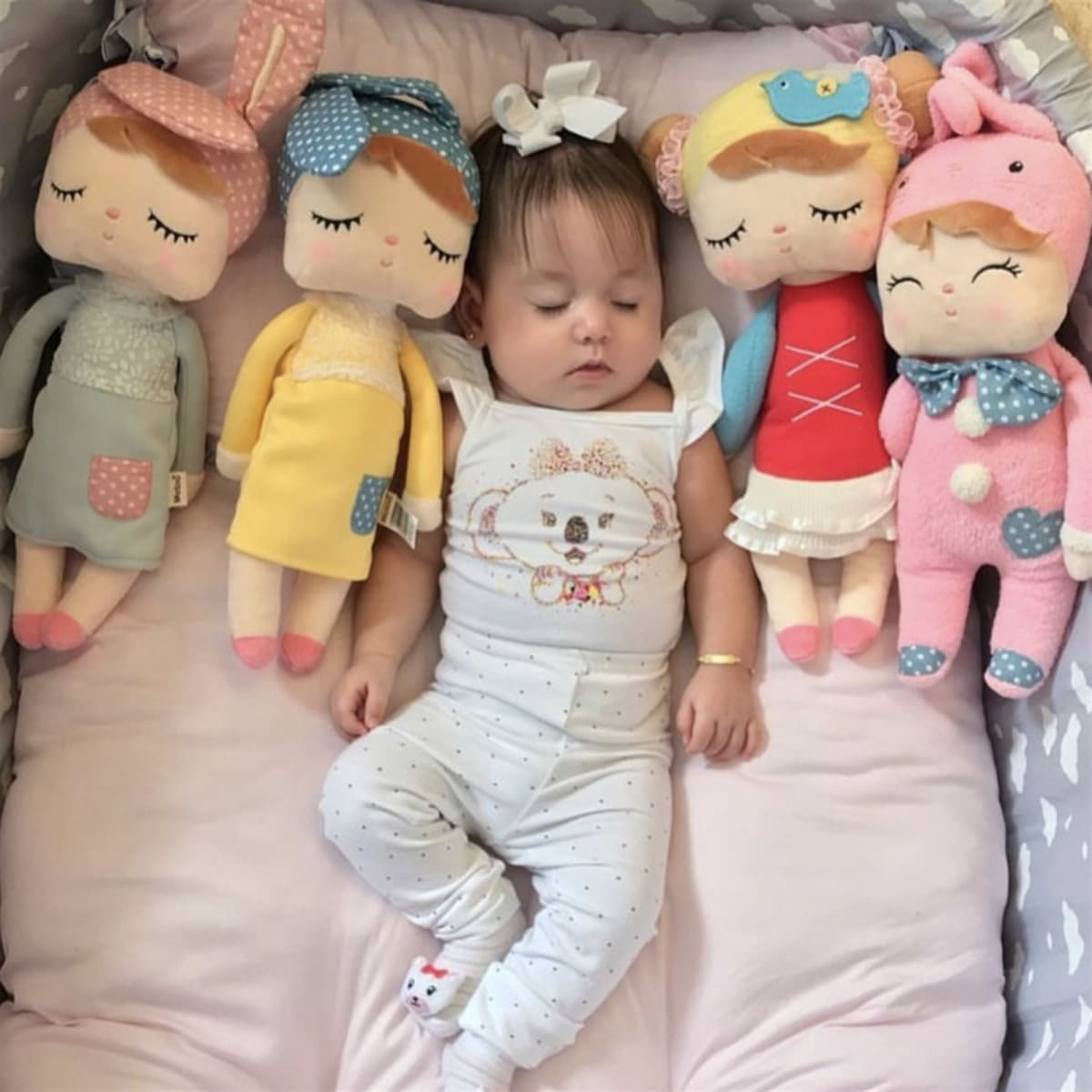 $13.99 (reg $33) Cuddling Dolls | 41 Styles