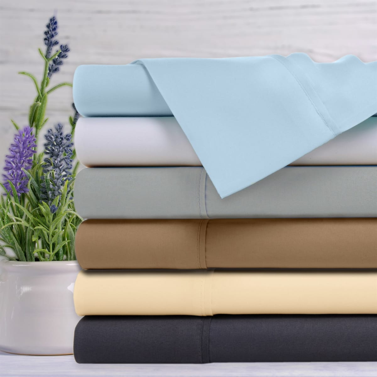 $27.99 (reg $119) Bamboo Lavender Scented 4-Pc Sheet Set