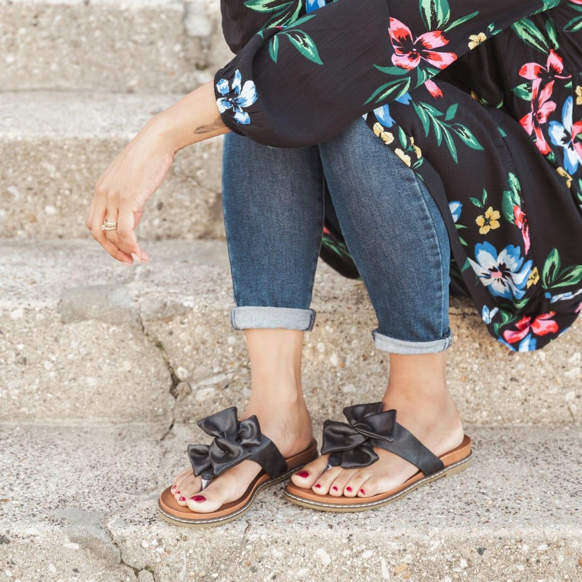 $23.99 (reg $44) MUK LUKS® Women's Larissa Sandals