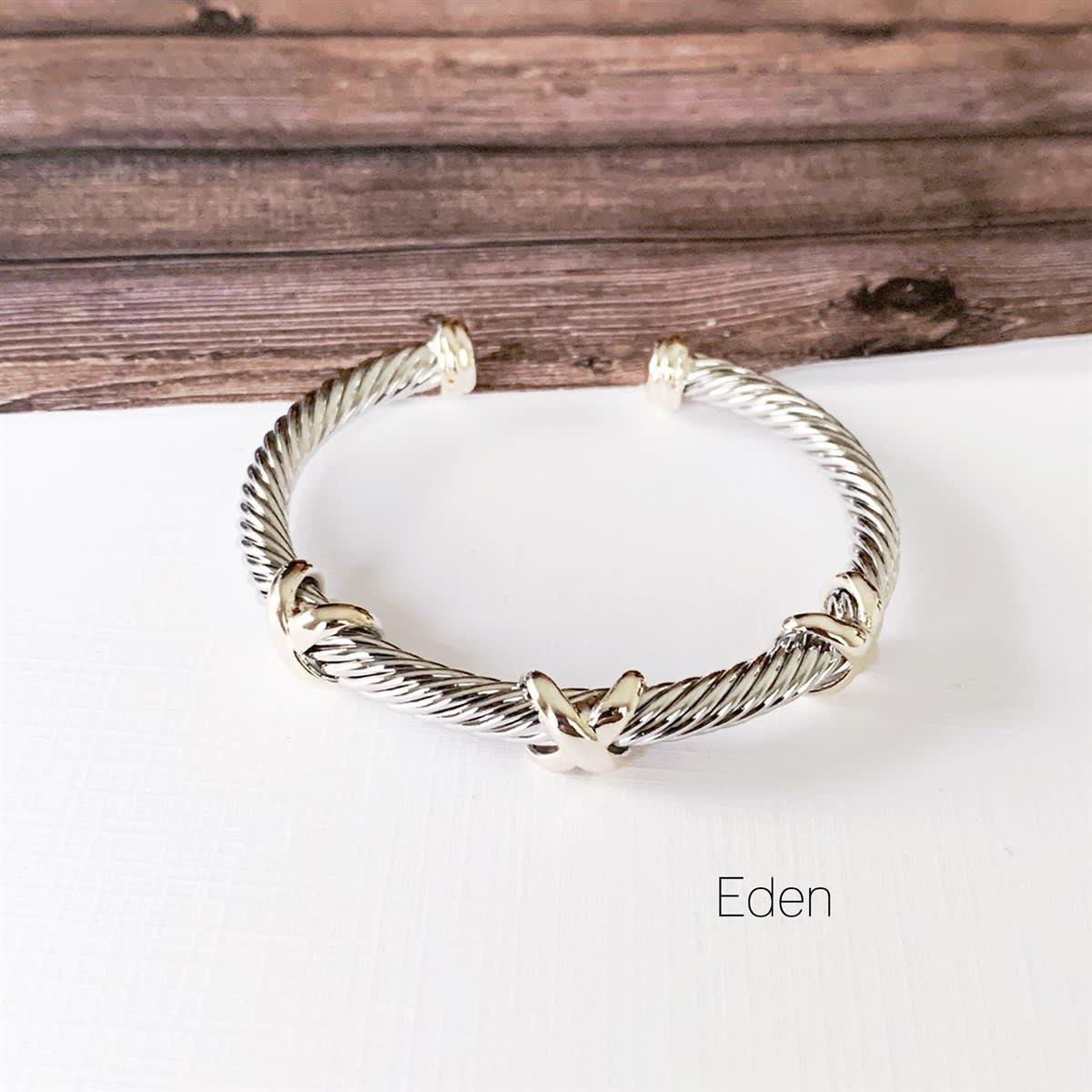 Designer Inspired Cable Bracelets   Jane
