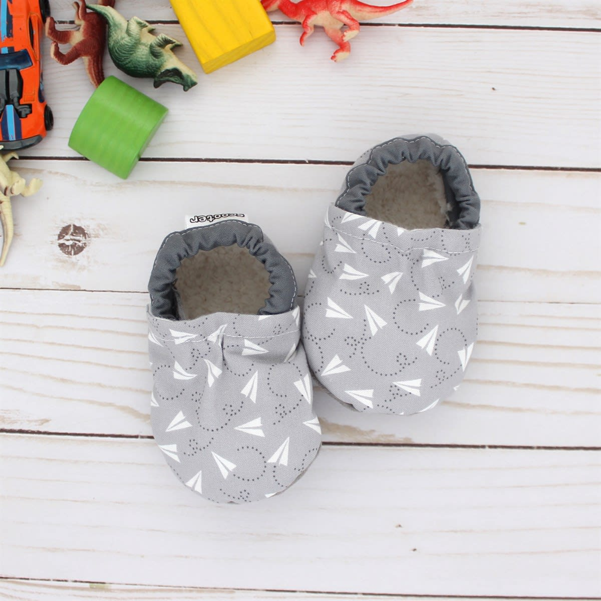Baby Boys Soft Sole Shoes
