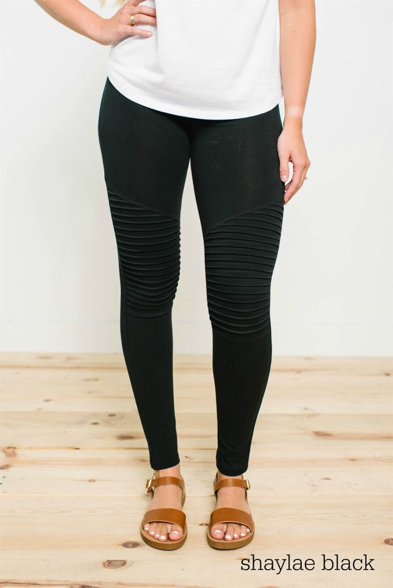 Motto Style Leggings