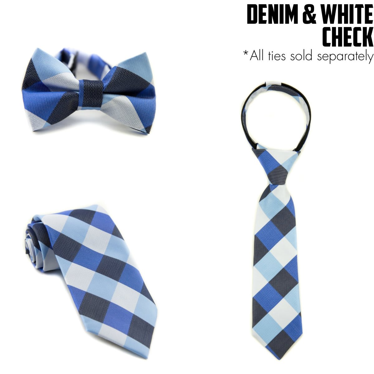 dd36a9fb0dfc Daddy & Me Ties & Bow Ties | New Styles! Previous Image. Next Image