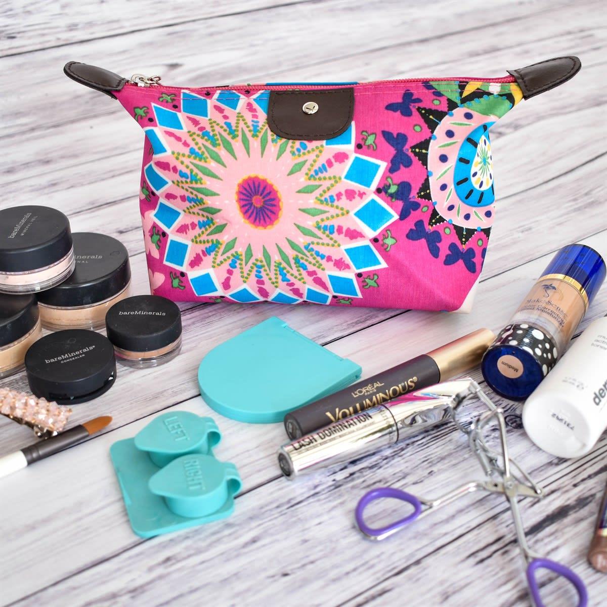Cosmetic Bag Blowout