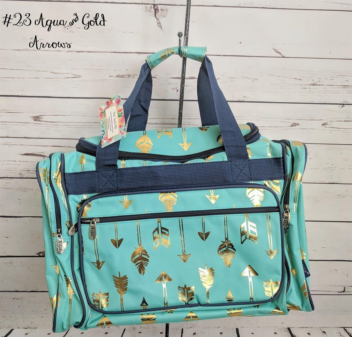 2753576982 Carry On Duffel Bag