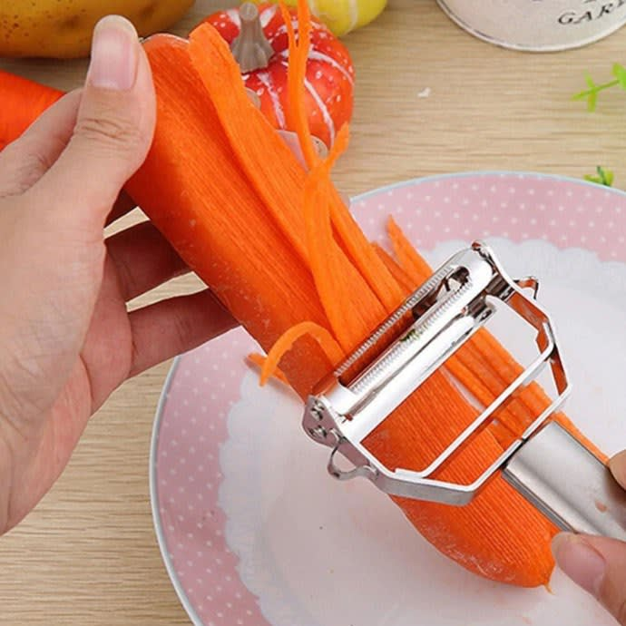 Stainless Steel Multi-Function Peeler