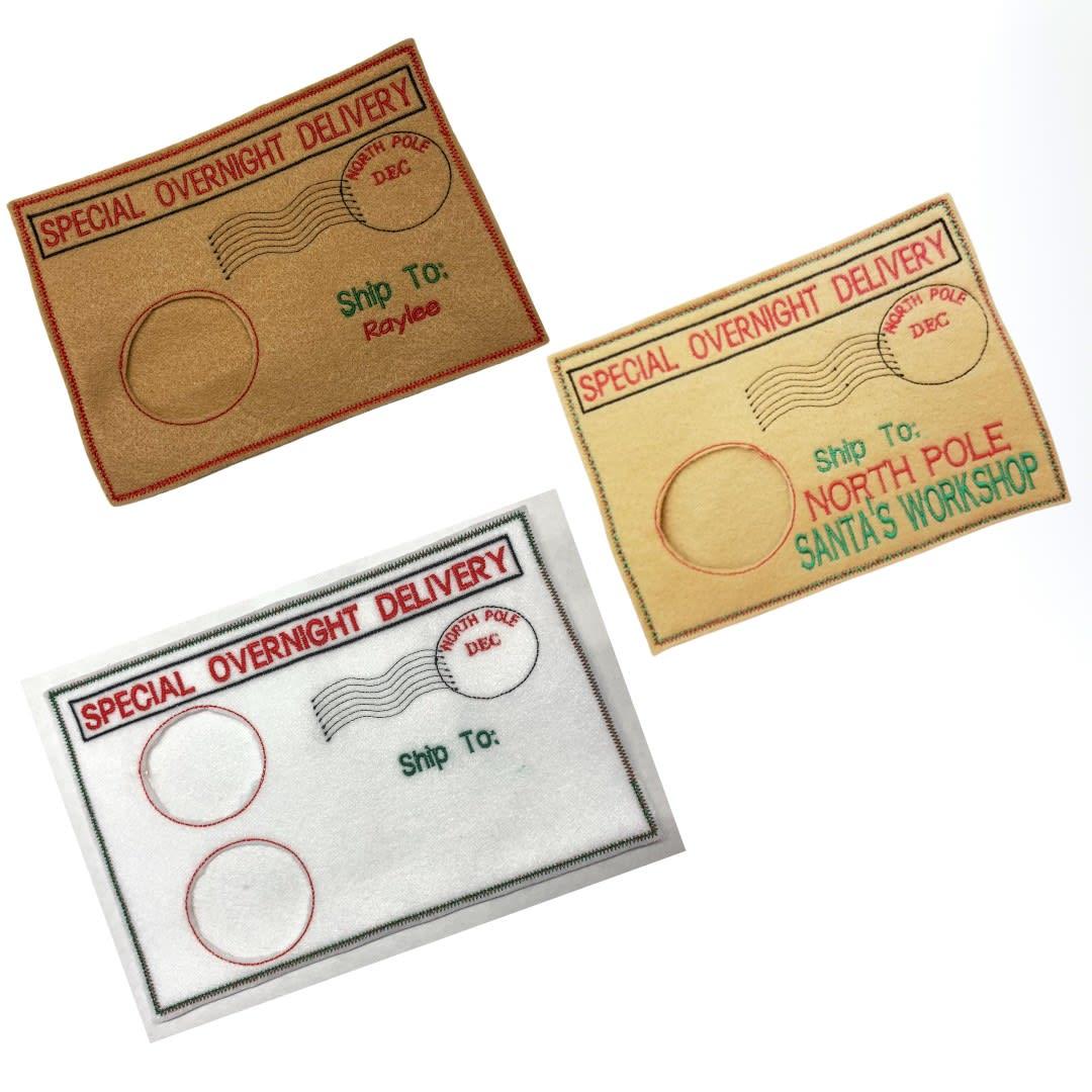 Personalized Elf Envelope! .99 (REG .99) + Free Shipping at Jane!