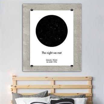 Personalized Night Sky Prints