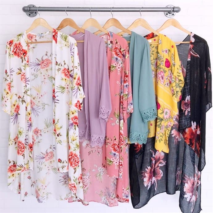Jane Summer Kimonos