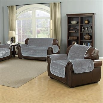 Pleasing Pet Friendly Waterproof Couch Covers 3 Sizes Caraccident5 Cool Chair Designs And Ideas Caraccident5Info