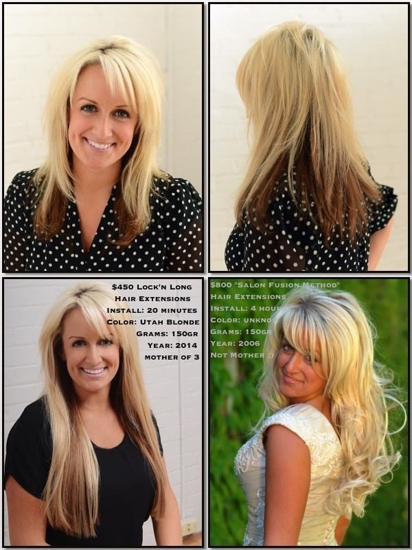 T Bar Method Diy Hair Extensions Jane