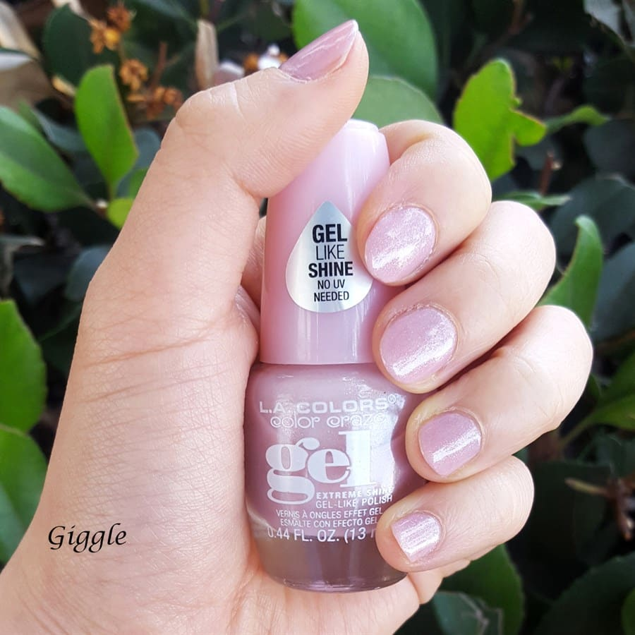 Instant Dry Gel Nail Polish | New Colors! | Jane