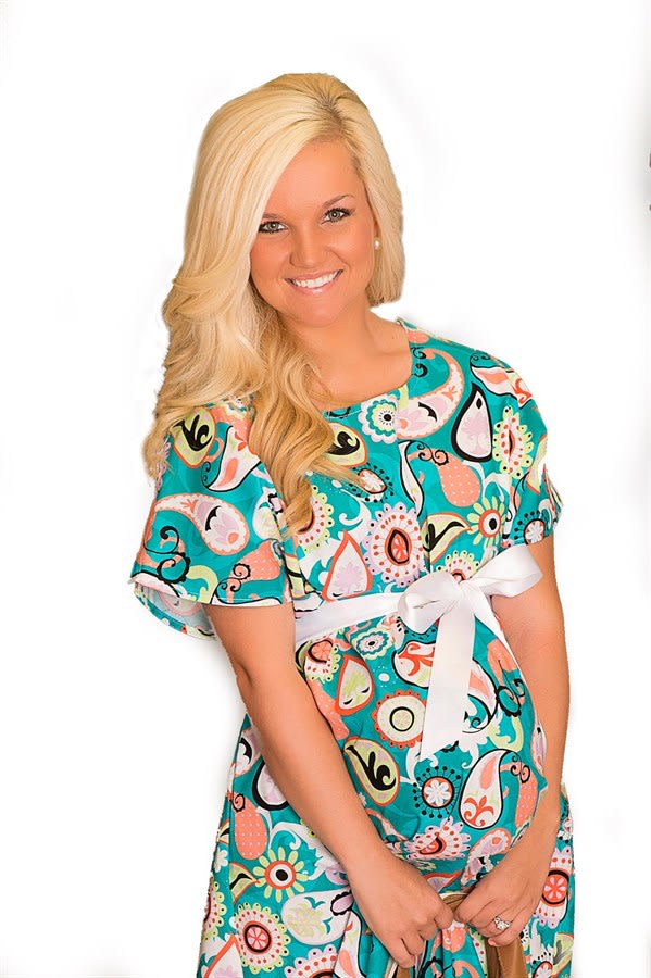 Labor & Delivery Hospital Gown | Jane