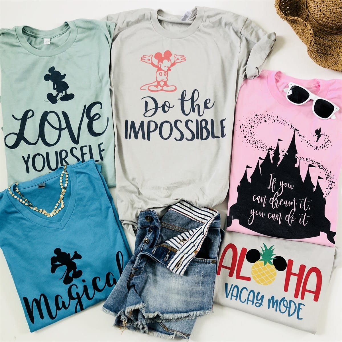 Crazy Awesome Deals on Disney Tees and More! 10