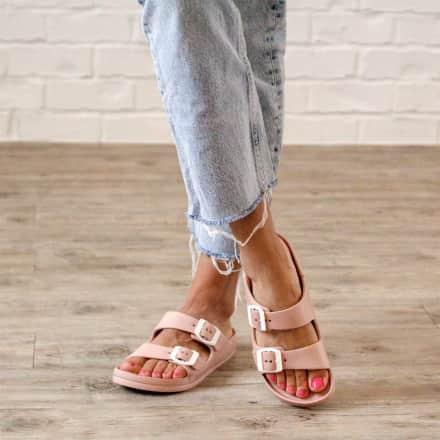 VSCO Girl Buckle Sandals