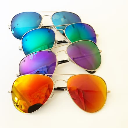 Olivia Aviator Sunnies   10 Colors