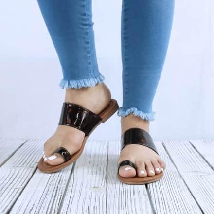 Trendy Toe Ring Sandal