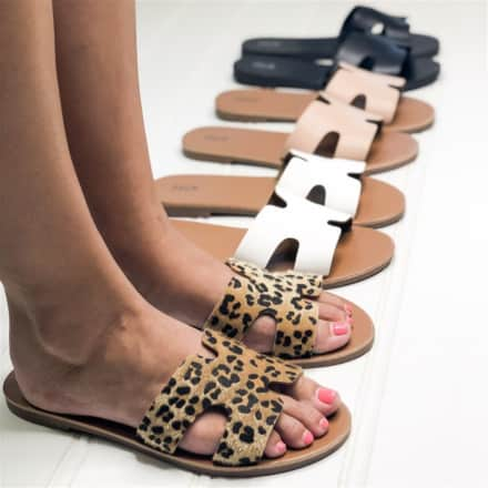 Sunny Day Sandals