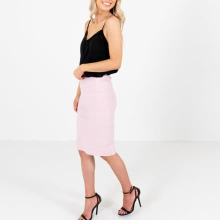Cute & Comfy Pencil Skirts | 6 Colors