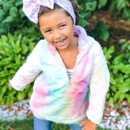 Tie Dye Soft Pullover