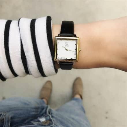 Petite Charlotte Julia Leather Watch Sets