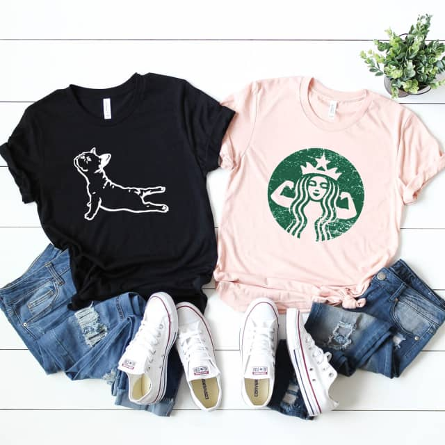 462a1c59296fe0 Graphic Tees & Shirts: Daily Boutique Deals | Jane