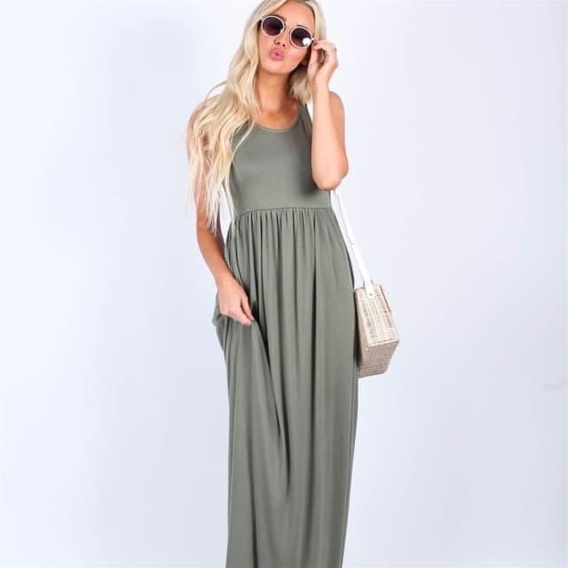 Spring Dresses | 7 Colors | S-XL