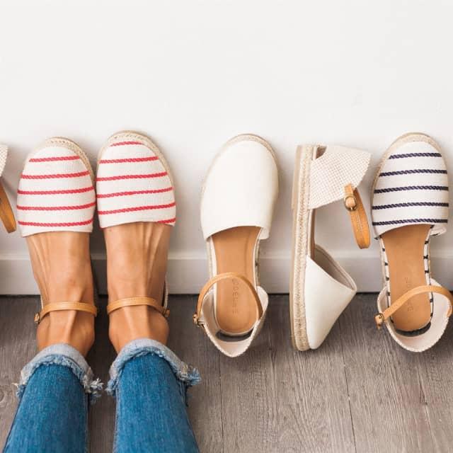 cece37fde4d Shoe Deals: Booties, Sandals, Wedges, Sneakers, and More   Jane