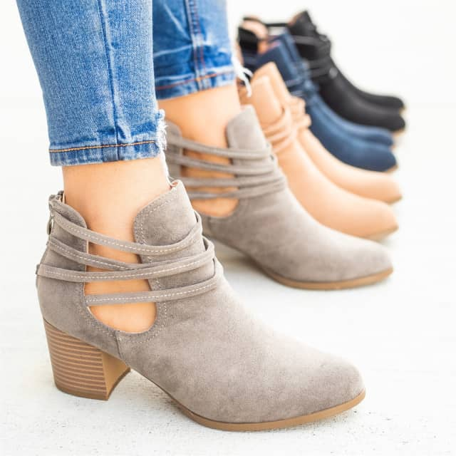 f492da5be9851 Shoe Deals: Booties, Sandals, Wedges, Sneakers, and More | Jane