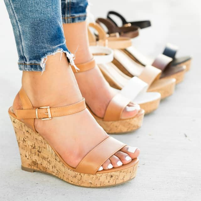 f2649fc8f64 Shoe Deals: Booties, Sandals, Wedges, Sneakers, and More   Jane