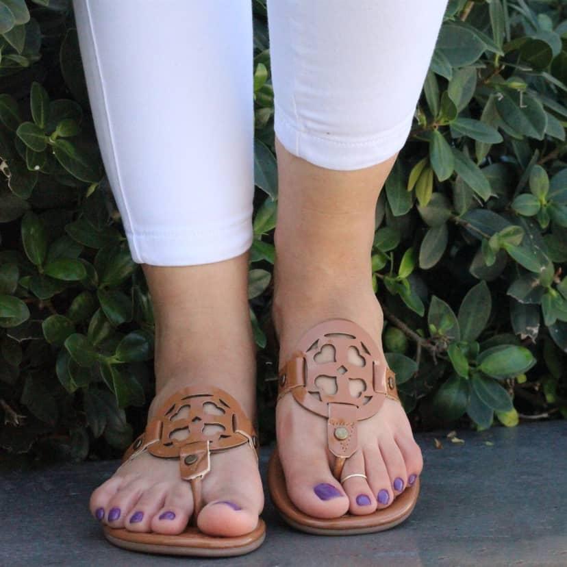 Cute Slip-On Sandals | Jane
