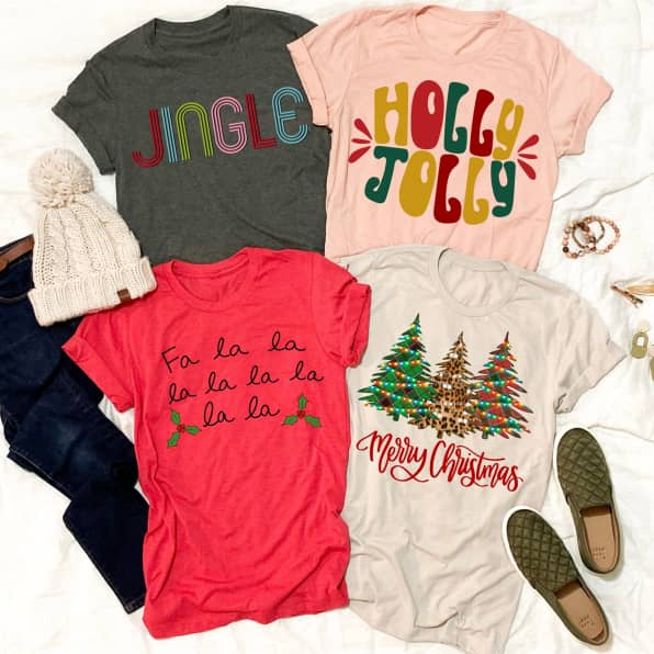 Retro-Christmas-Tees