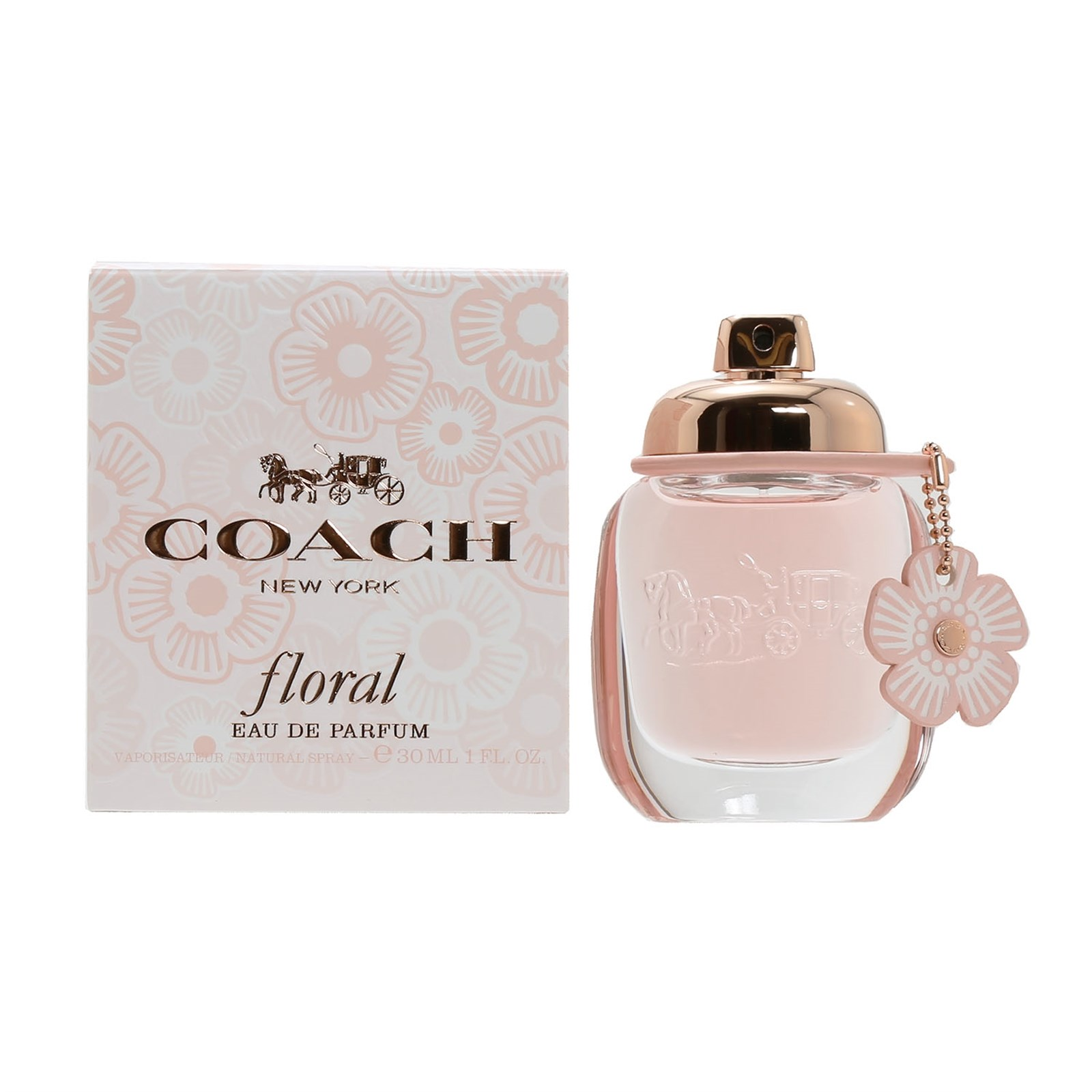 Coach Floral EDP 1oz. Perfume $29.99 Shipped (Was $62)