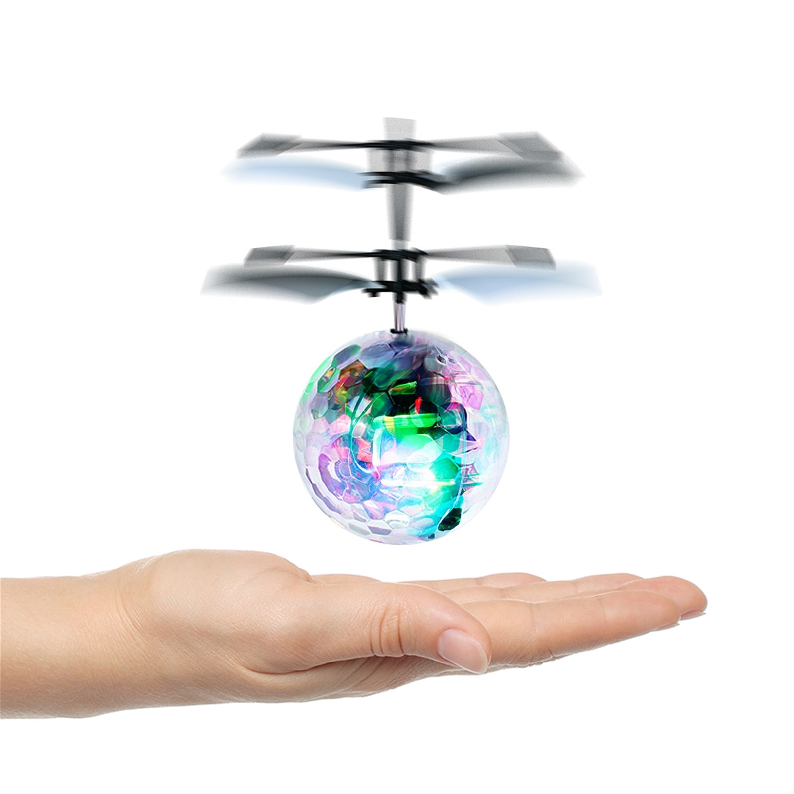 Flying Ball Helicopter Toy Drone $12.99 Shipped