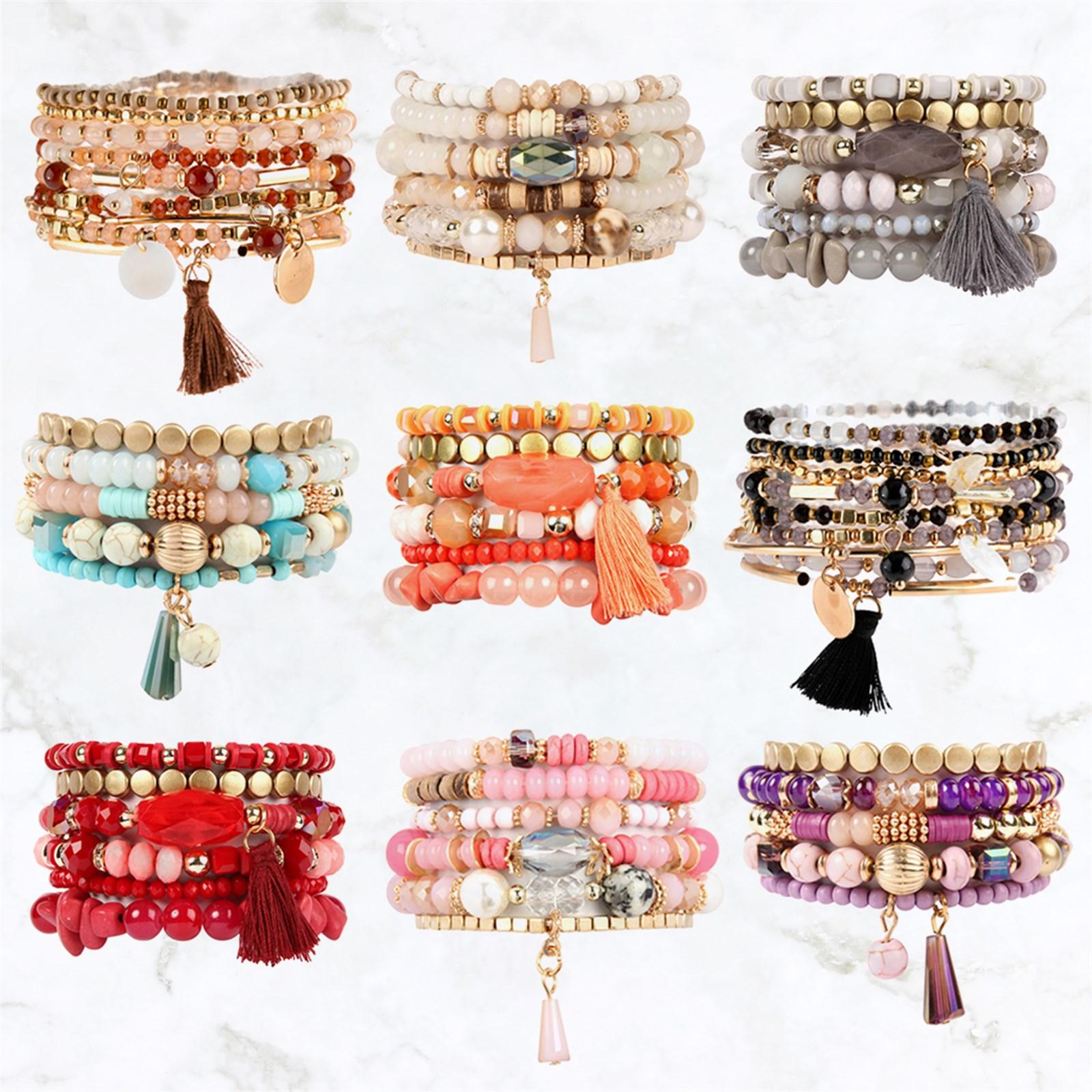 Charm Pendant Bracelets $7.99 Shipped