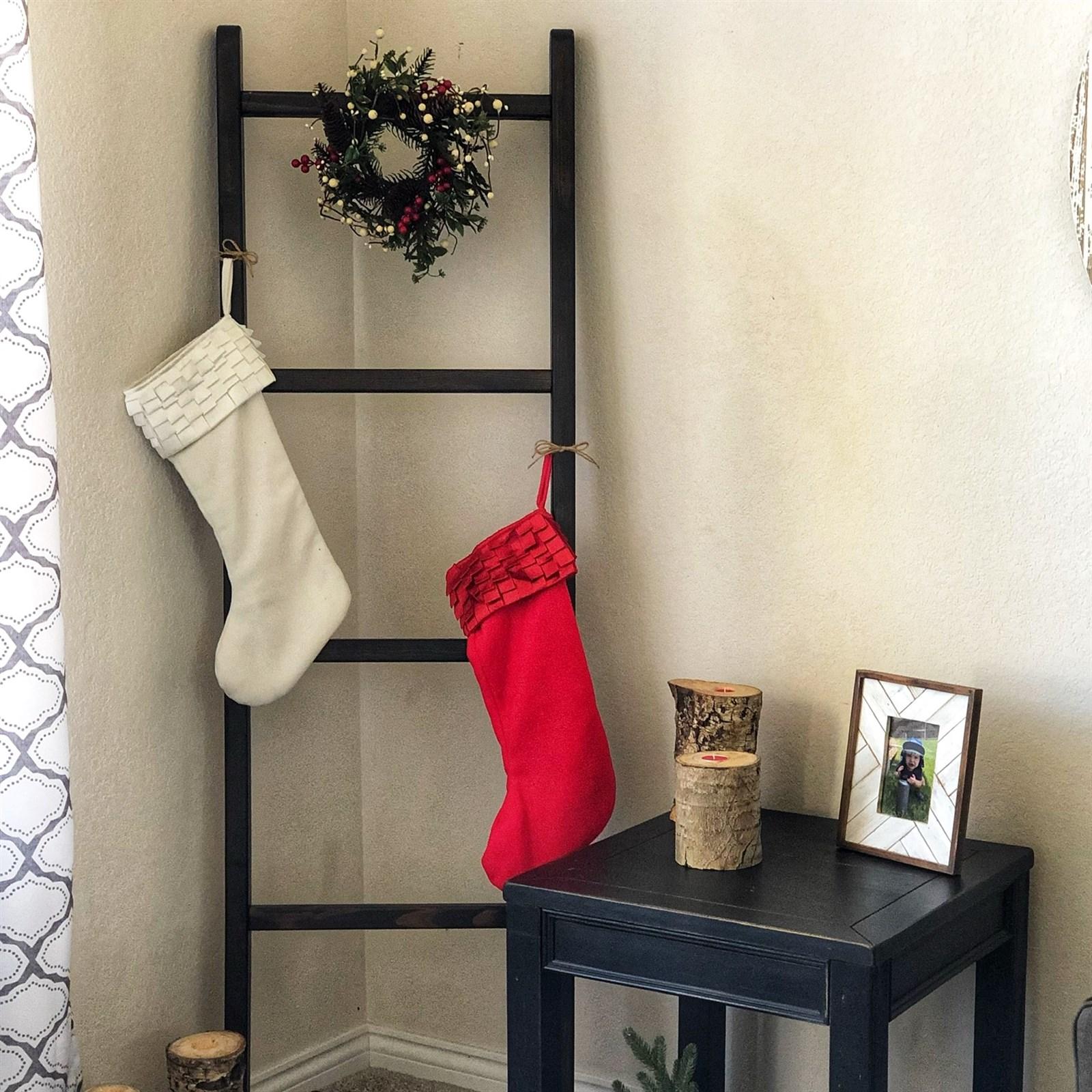 Blanket Ladder Towel Rack Jane