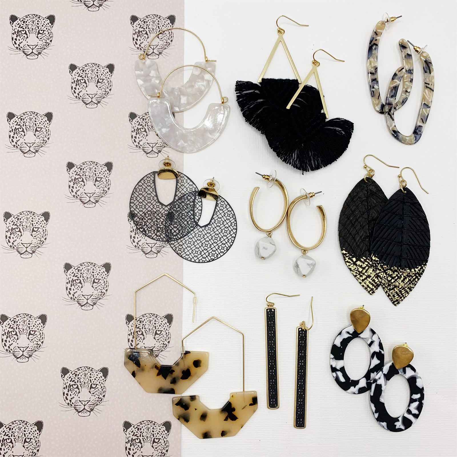 Cool Classics Earring Collection