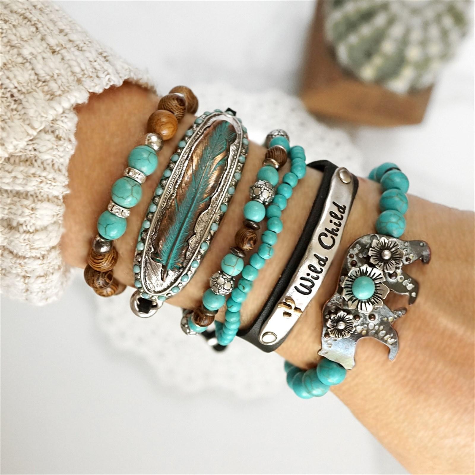 Gypsy Soul Layering Bracelets