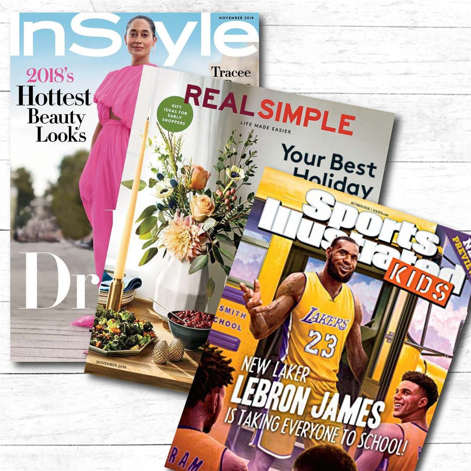 We Love a Good Magazine | Free Shipping
