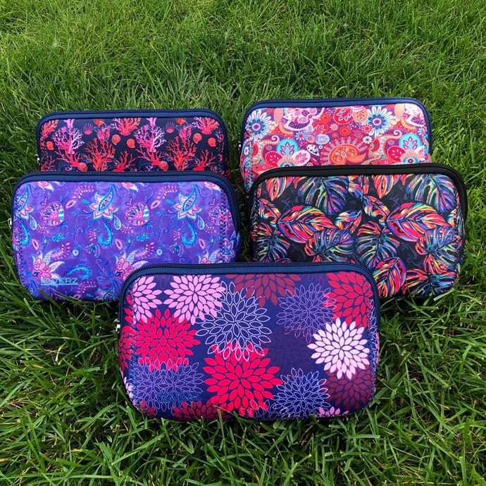 Large Cosmetic Bags / 5 Styles Only $6.99 w/ Free Shipping