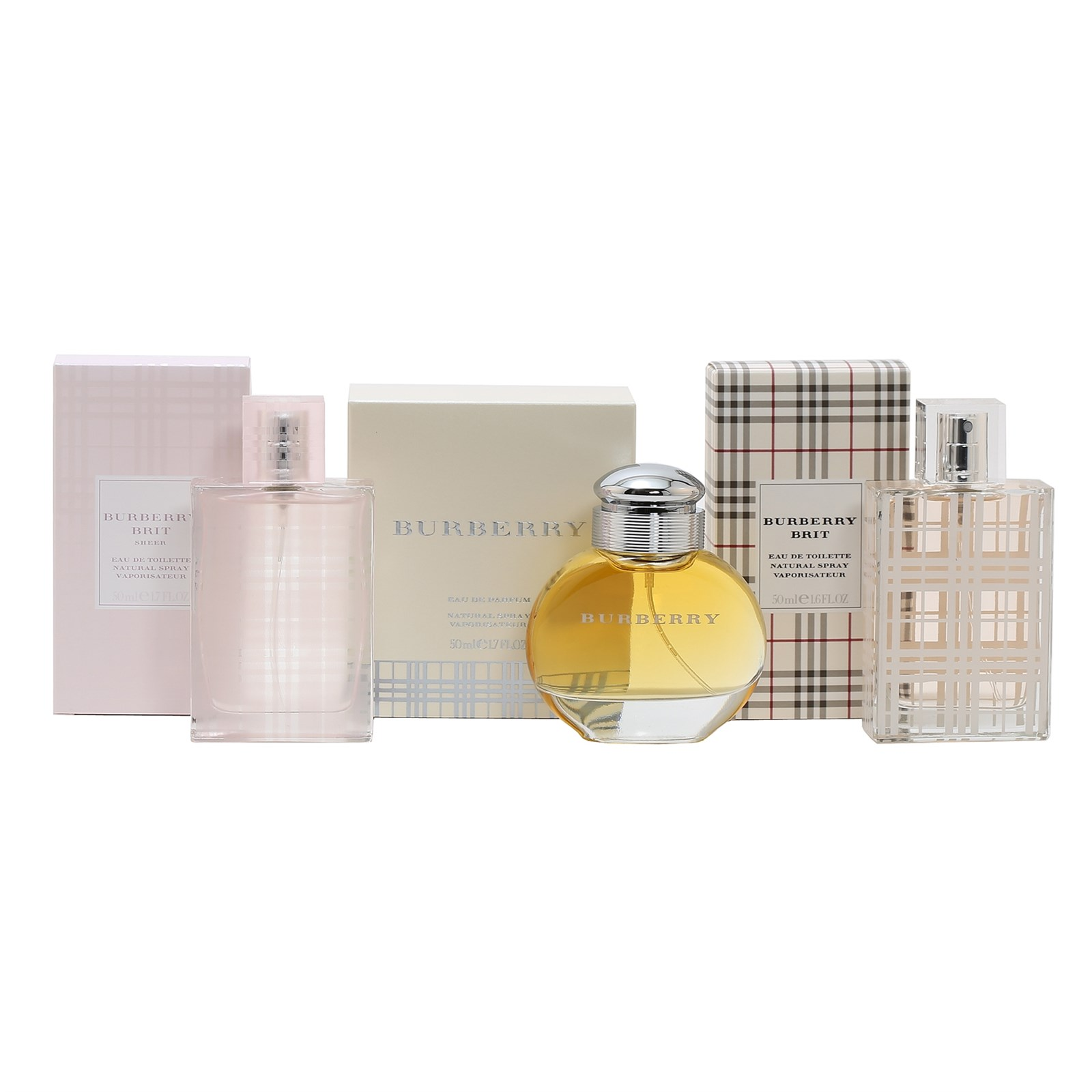 50% off Burberry Fragrances - $35.99 w/ Free Shipping