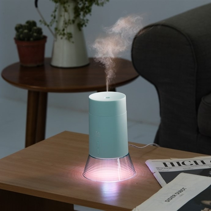 Multi-Color Light Aroma Diffuser + Free Shipping Only $22.99